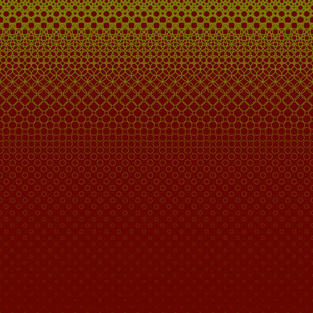 vector raster background: Geometric halftone circle pattern background - vector graphic design from rings in varying sizes