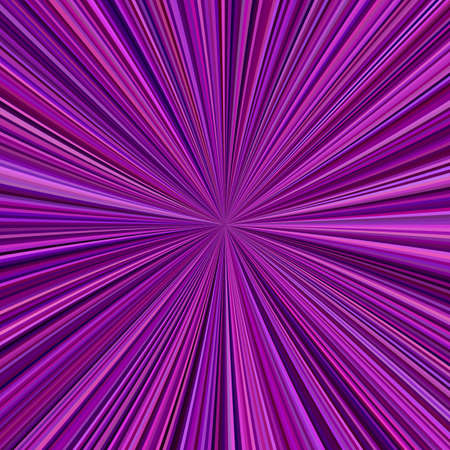 Abstract ray burst background from radial stripes