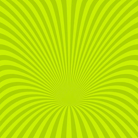Dynamic abstract ray burst background - vector design from striped rays