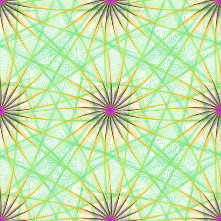 Colorful seamless abstract fractal design background pattern
