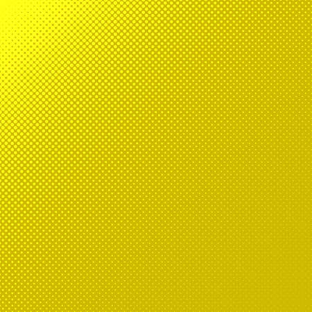 vector raster background: Geometric halftone dot pattern background - vector design from circles in varying sizes Illustration
