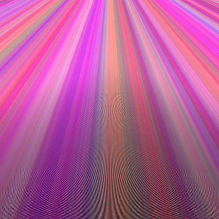 Ray light background - vector graphic design from lines in pink tones