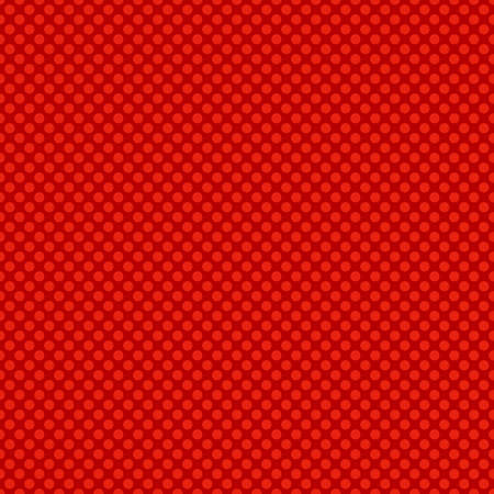 Red dot pattern.