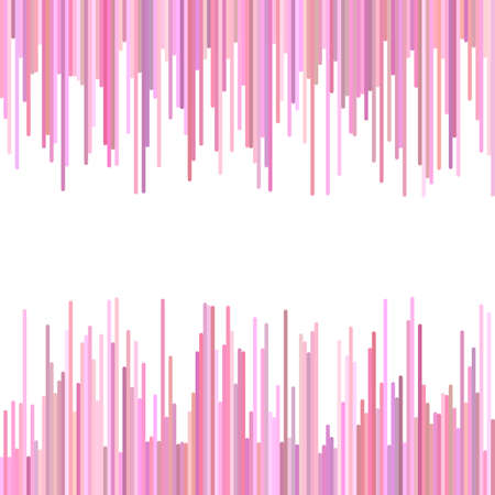 Modern geometrical background from vertical stripe pattern in pink tones - vector graphic design