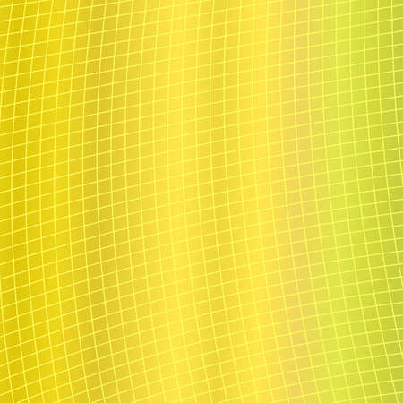 Yellow Abstract Modern Grid Background - Vector Graphic