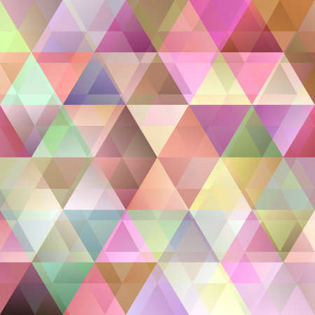 Abstract geometric double regular triangle background 矢量图像