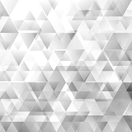 Geometrical abstract gradient triangle pattern background - vector graphic design Иллюстрация