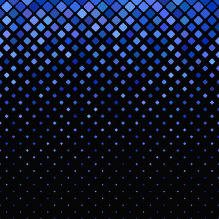 Color square pattern background vector graphic design from squares in varying sizes.