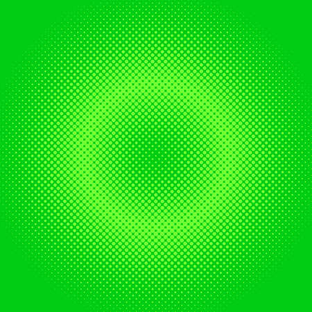 Geometrical abstract halftone dot pattern background design from circles.