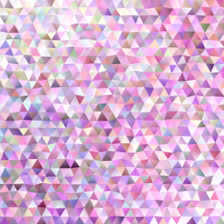 Colorful vector abstract triangular polygon background design.