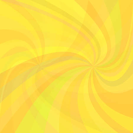 Abstract double spiral ray background - vector graphic from twisted rays in colorful tones