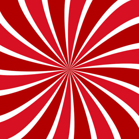Abstract spiral ray background design - vector illustration