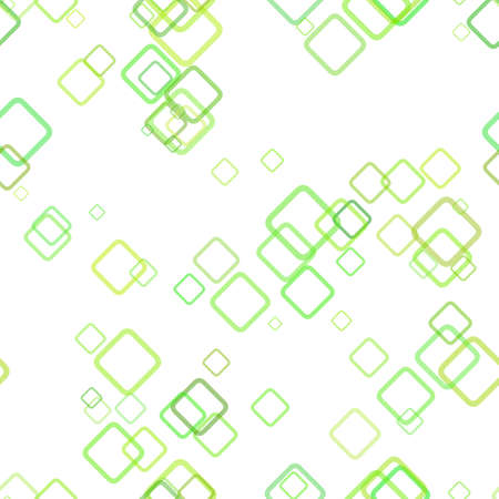 Seamless geometrical square background pattern - vector illustration from random diagonal squares with opacity effect