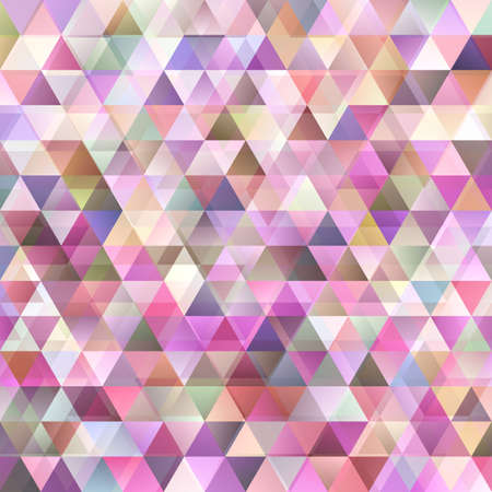 Gradient abstract low poly triangle background design