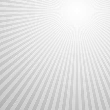 Abstract retro gradient sun rays background design - vector illustration