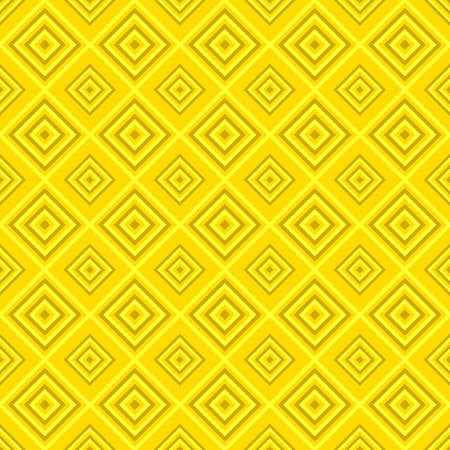 Simple seamless square pattern design background - colored vector graphic
