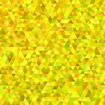 Abstract geometrical gradient regular triangle background - vector design Illustration