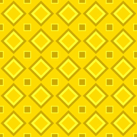 Simple seamless square pattern background - vector graphic design