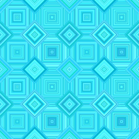 Abstract geometric diagonal square mosaic tile pattern background - seamless design