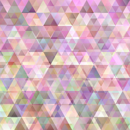Retro abstract double triangle pattern background - vector illustration Иллюстрация