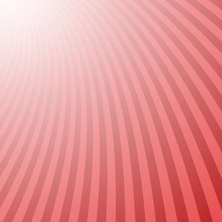 Abstract hypnotic twisting ray background - vector illustration