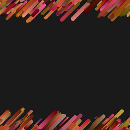 Colorful modern gradient background with seamless diagonal stripe pattern - vector design