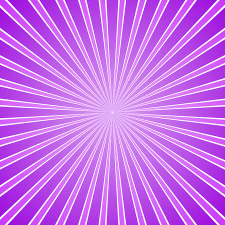 Abstract retro ray burst background - gradient vector graphic design with radial stripes
