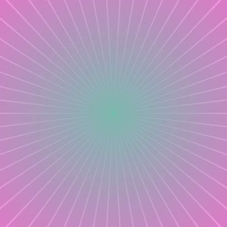 Geometric abstract ray burst background - gradient vector design with radial stripe rays