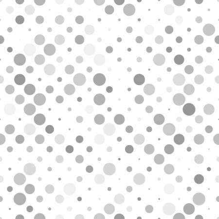 Abstract geometrical circle pattern background - vector graphic design