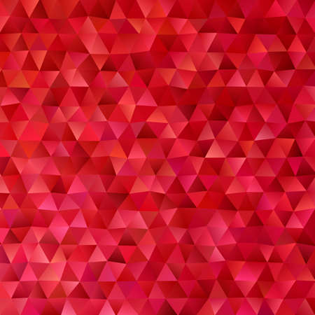 Abstract retro gradient triangle background - vector graphic design