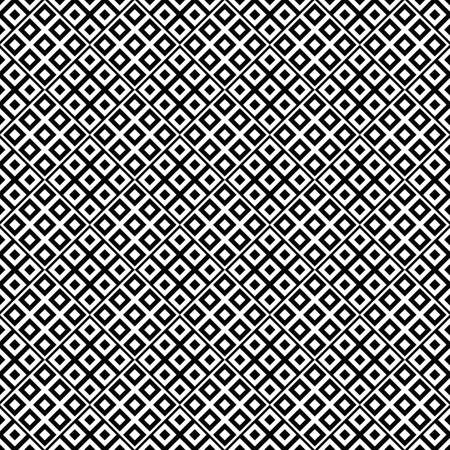 Seamless abstract geometrical diagonal square pattern background