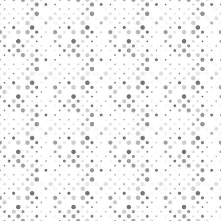 Seamless abstract geometrical dot pattern background design