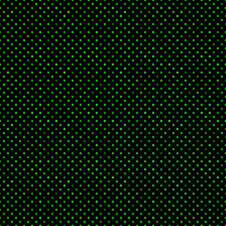 Seamless circle pattern background - abstract green vector illustration from dots 일러스트