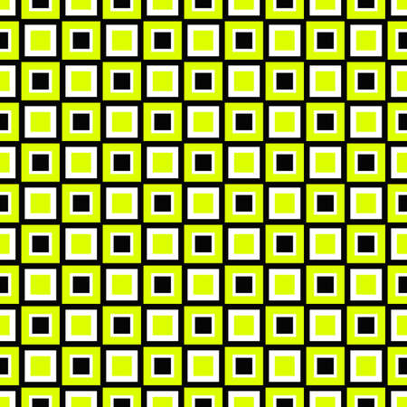 Abstract repeating square pattern background