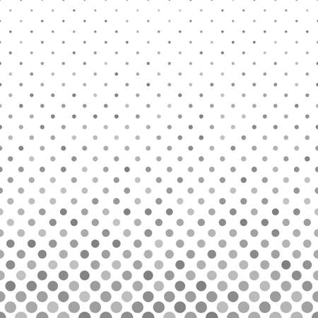 Grey geometric dot pattern background from small circles