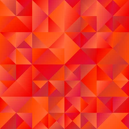 Fond de triangle mosaïque dégradé géométrique abstrait minimal