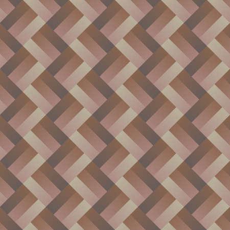 Seamless zig-zag stripe pattern background - abstract vector design