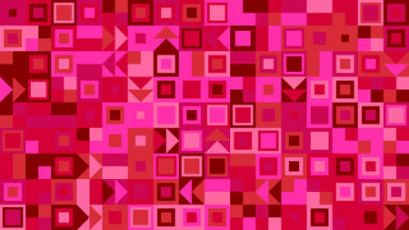 Geometric pattern webpage background - abstract colorful vector design