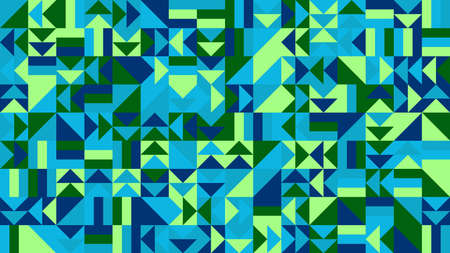 Colorful abstract geometrical mosaic pattern website background