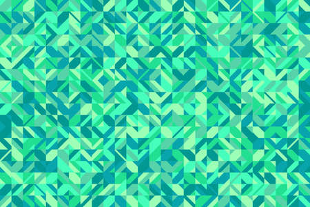 Colorful abstract geometrical mosaic pattern web background Ilustrace