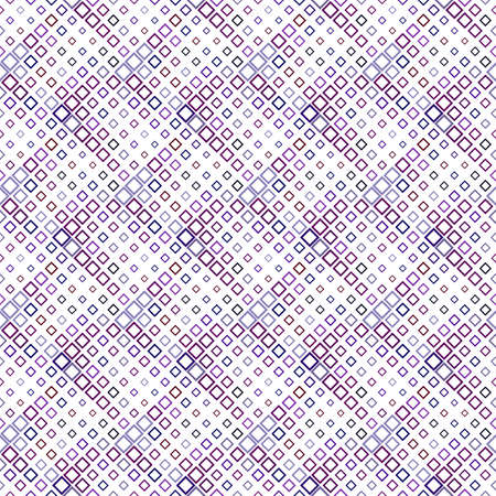 Abstract seamless diagonal square pattern background design