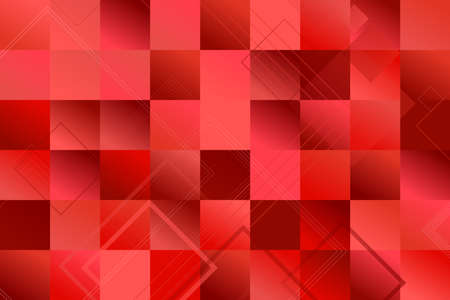 Gradient square mosaic webpage background - abstract geometric modern vector graphic design with squares
