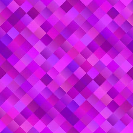 Seamless geometrical gradient square pattern background design Ilustrace