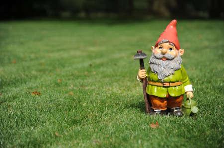 Garden Gnome Banco de Imagens - 14439428