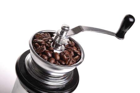 młynek do kawy: Młynek do kawy Zdjęcie Seryjne