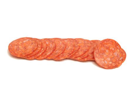 processed food: pepporami