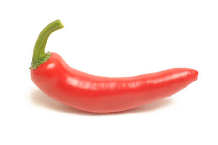Red chilli pepper 스톡 콘텐츠