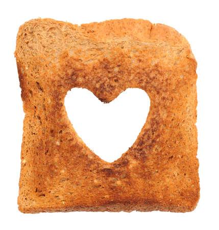 love toast 스톡 콘텐츠