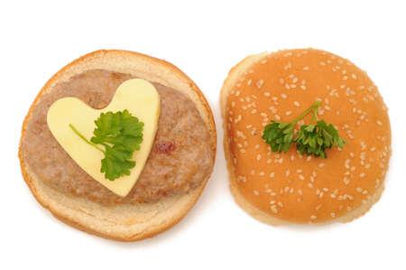 Hamburger love