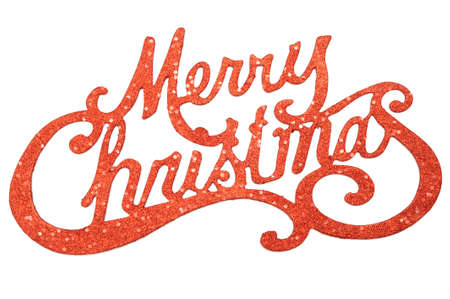 Merry Christmas sign  스톡 콘텐츠